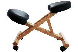 "scaune ergonomice tip ""kneeling chair"""