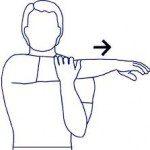 stretching umar - pentru a contracara efectele statului in scaunul de birou prea mult timp