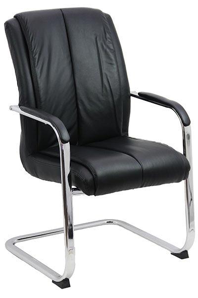 scaune de conferinta cu cadrul tip sanie