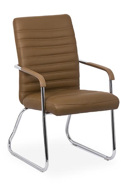 scaune de asteptare maro